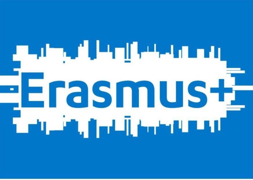 Erasmus plus logo