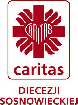 Caritas DIECEZJI SOSNOWIECKIEJ logo male RGB