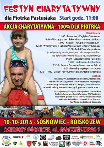 Piotr Pastusiak Plakat