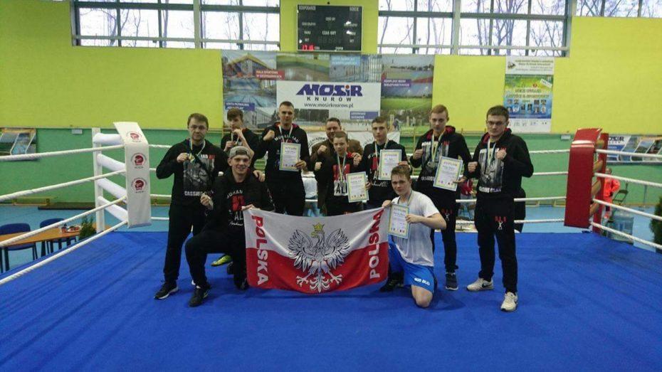 Górnik Sosnowiec boks
