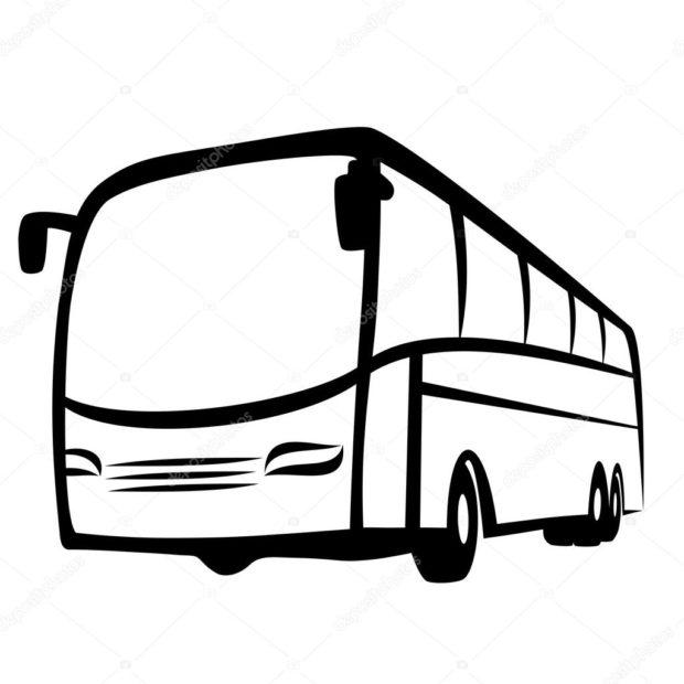 depositphotos 59099639 stock illustration bus symbol