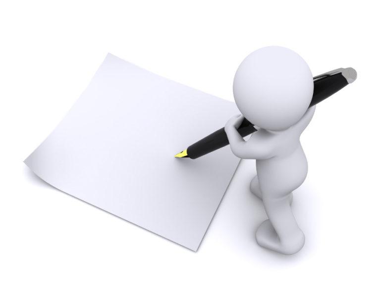 pisanie ludek