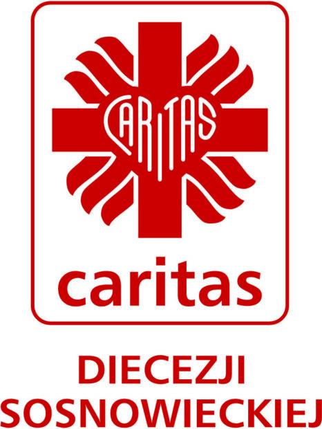 Caritas DIECEZJI SOSNOWIECKIEJ logo srednie CMYK