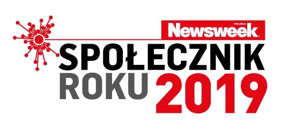 logo społecznik roku 2019