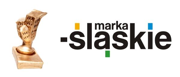 marka logo statuetka