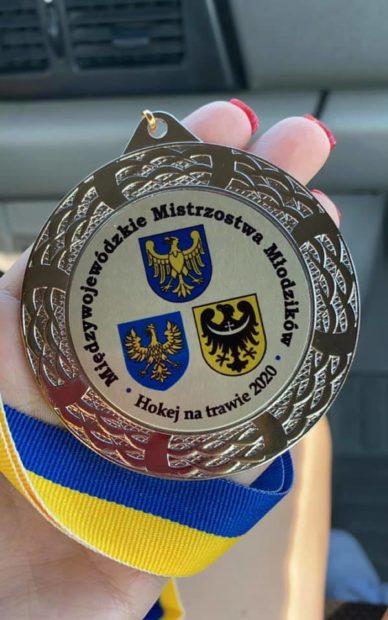 orlęta medal