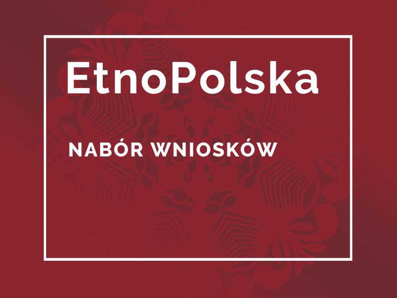 Logo programu EtnoPolska