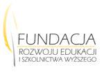 Fundacja Rozwoju Edukacji i Szkolnictwa Wyższego