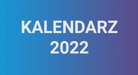 Kalendarz Sosnowieckich Organizacji Pozarządowych narok 2022