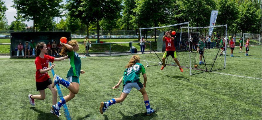 piłka sport aktywność fizyczna